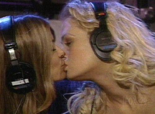 Final, carmen electra lesbian kissing what necessary