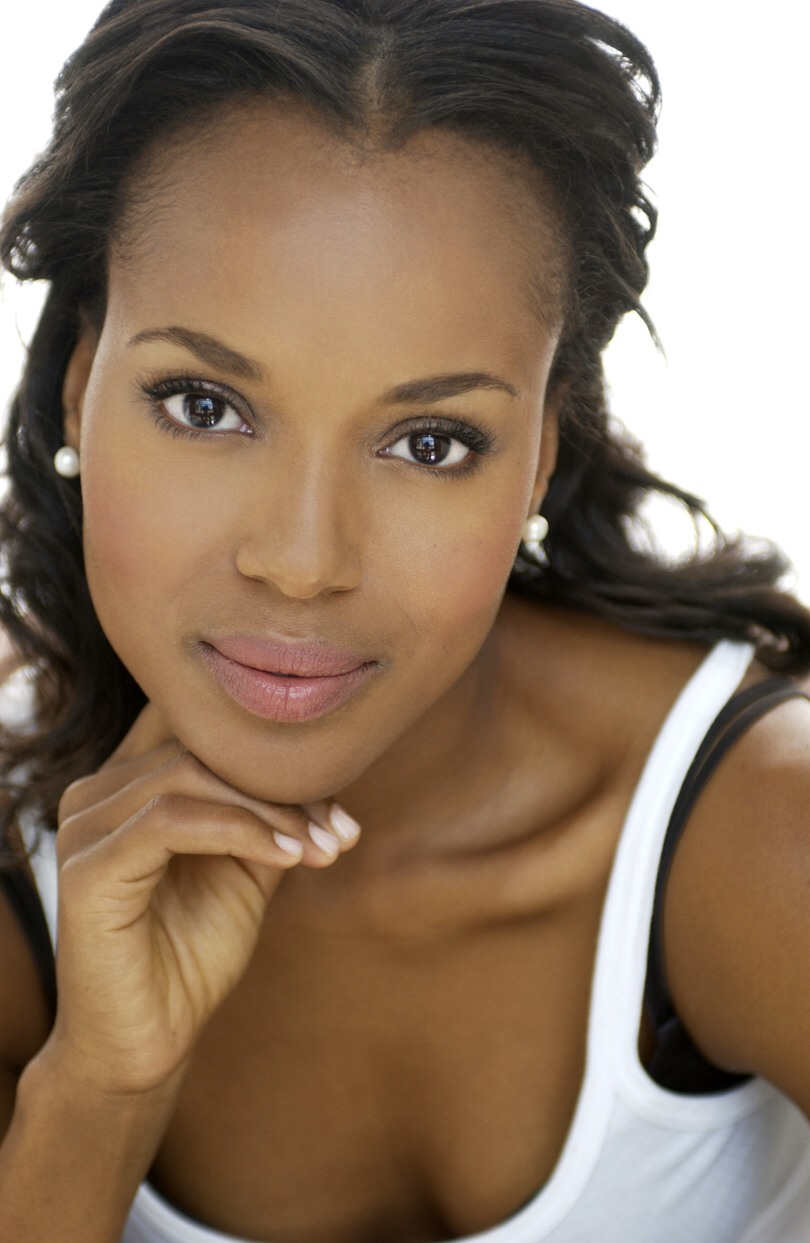 Kerry washington and unknown brunette she hate me - 1 10