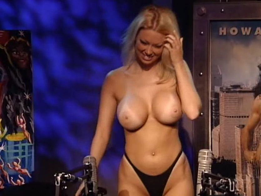 Nude girls on howard stern show are certainly