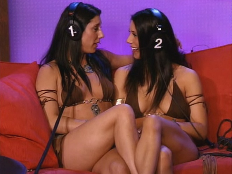 image Lesbian sisters lover each other