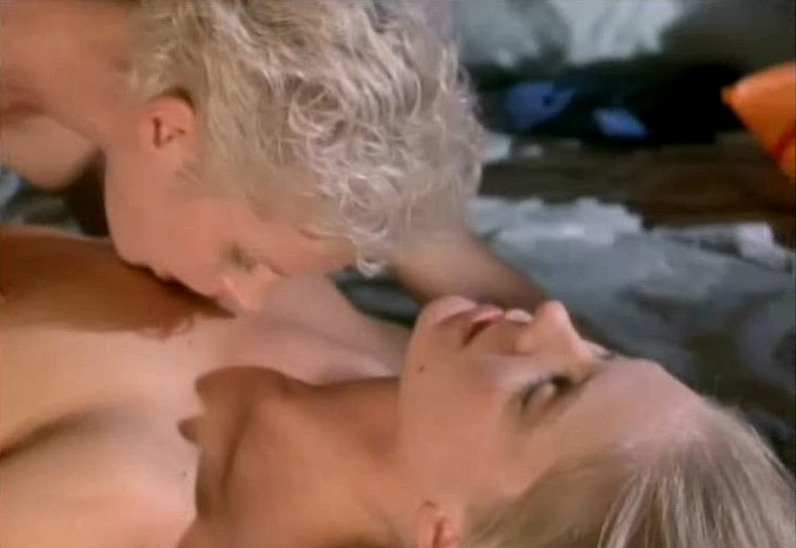 Sublinial seduction sex scene